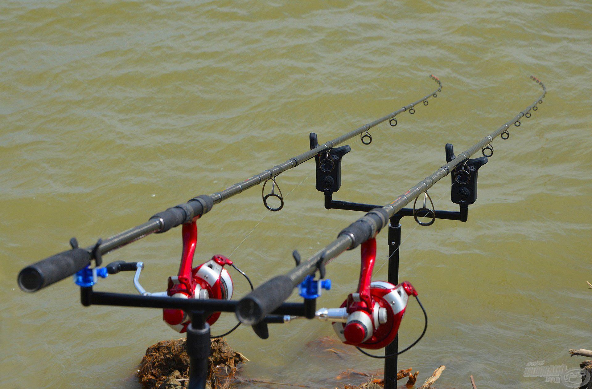 A hosszabb horgászatok hasznos kiegészítője a By Döme TEAM FEEDER Elektromos kapásjelző