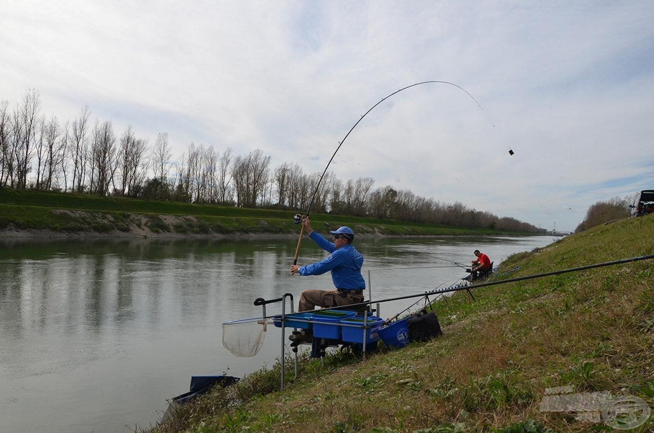 Kezdődhet a horgászat!