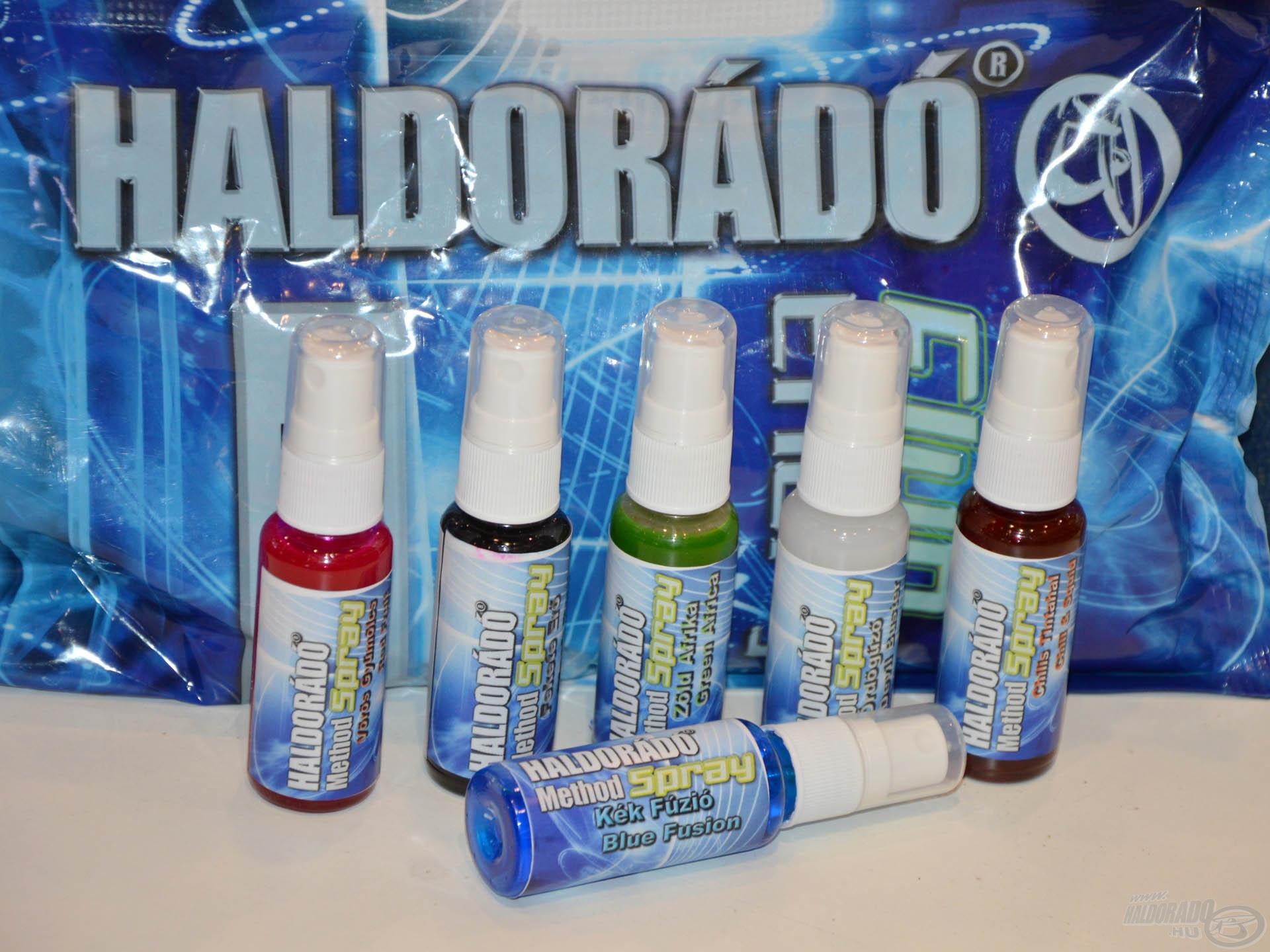 A Method Spray-t főleg a kísérletező kedvű sporttársak vásárolták meg
