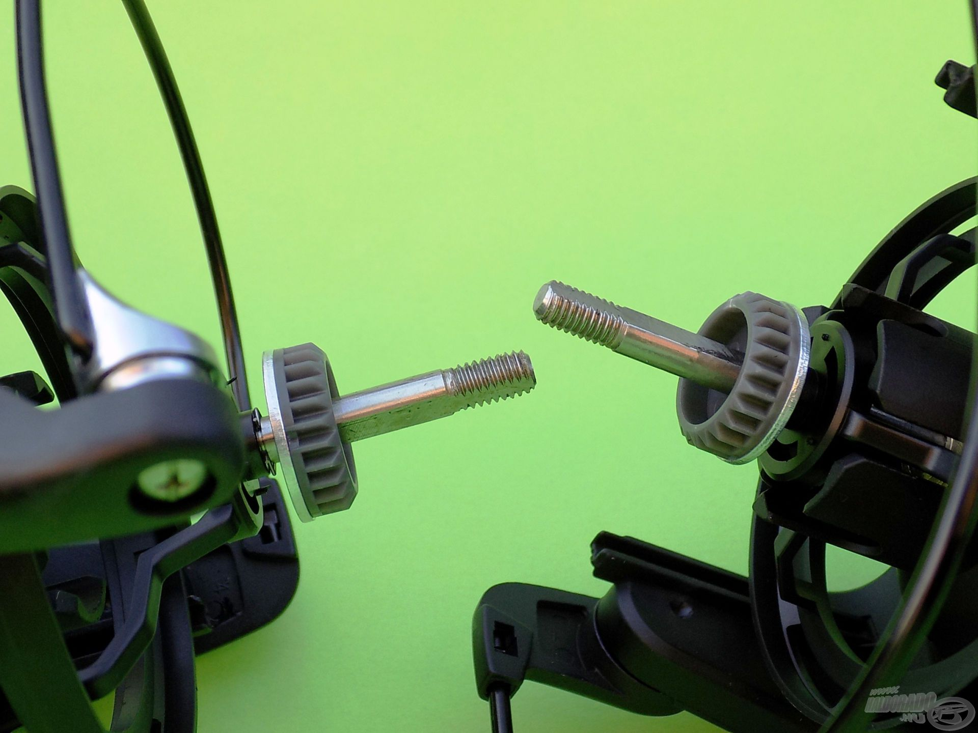 A stabil dob alátámasztásért felelős alkatrész a fület gyönyörködtető fékciripelésről is gondoskodik