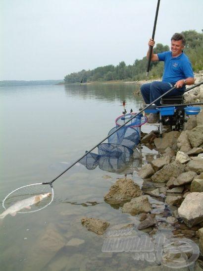Folyóvízi horgászat - egy kicsit másként