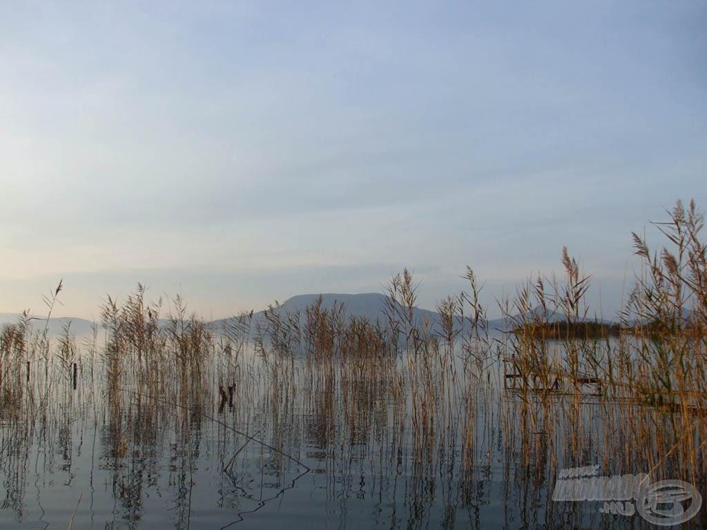 A Balaton ősszel