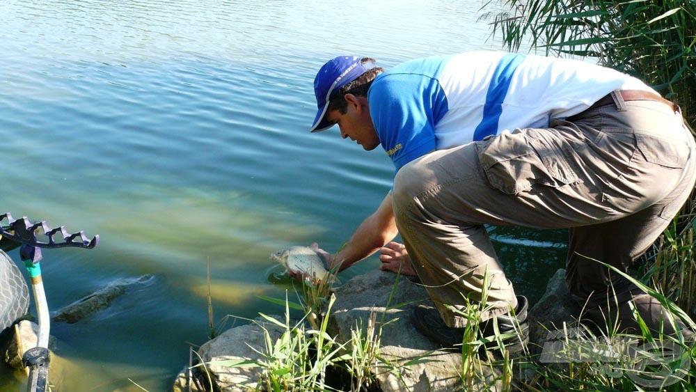 Amelyik halat nem akarjuk hazavinni, arra vigyázzunk, ne törjük össze!