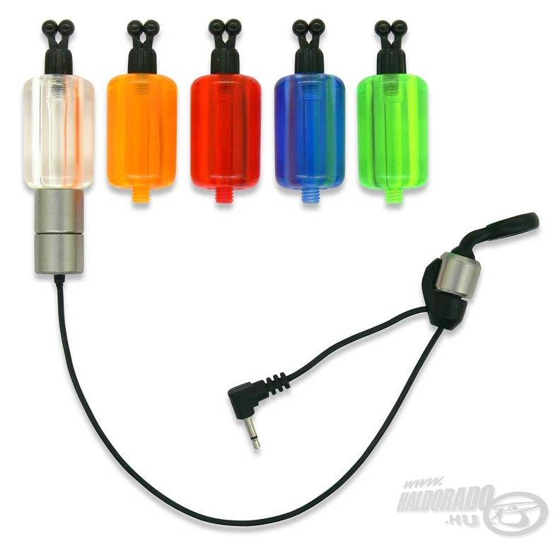 A FOX Illuminated Vario swinger 5 különböző színben kapható