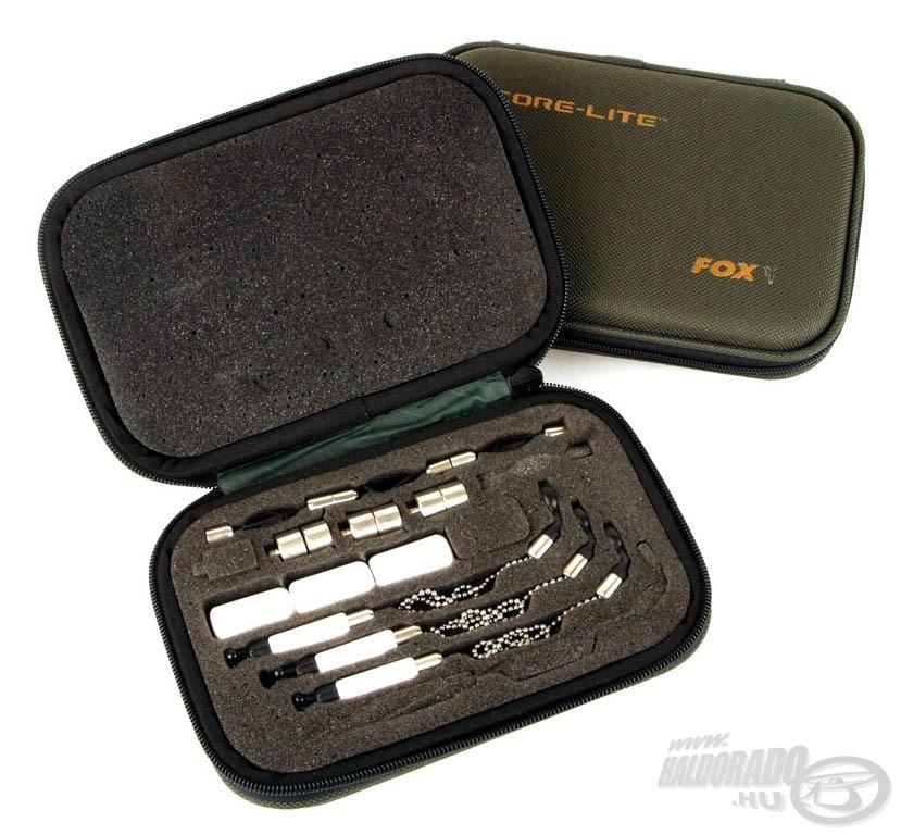 A FOX Vario Swinger táska 4 swinger biztonságos tárolását és szállítását teszi lehetővé