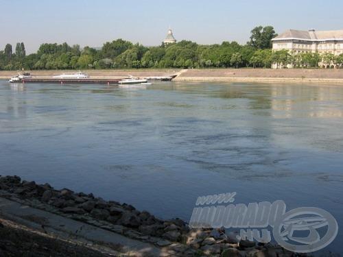 Gébek tonnáit rejti a Duna