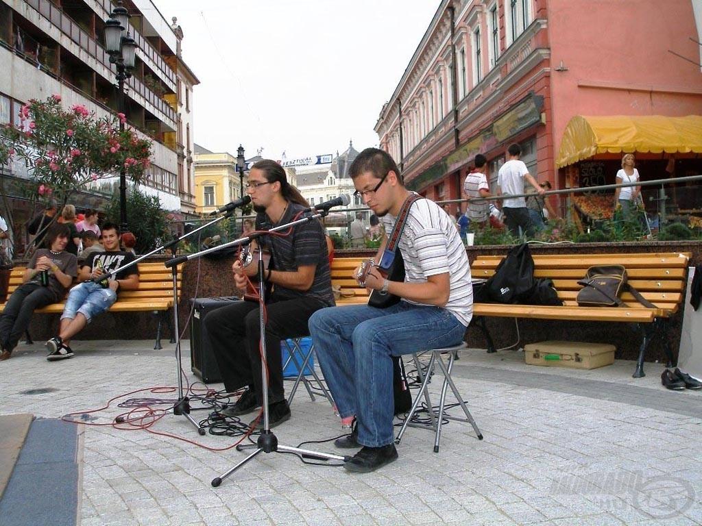 Gábor Tamás Acoustic a Vidor Fesztiválon