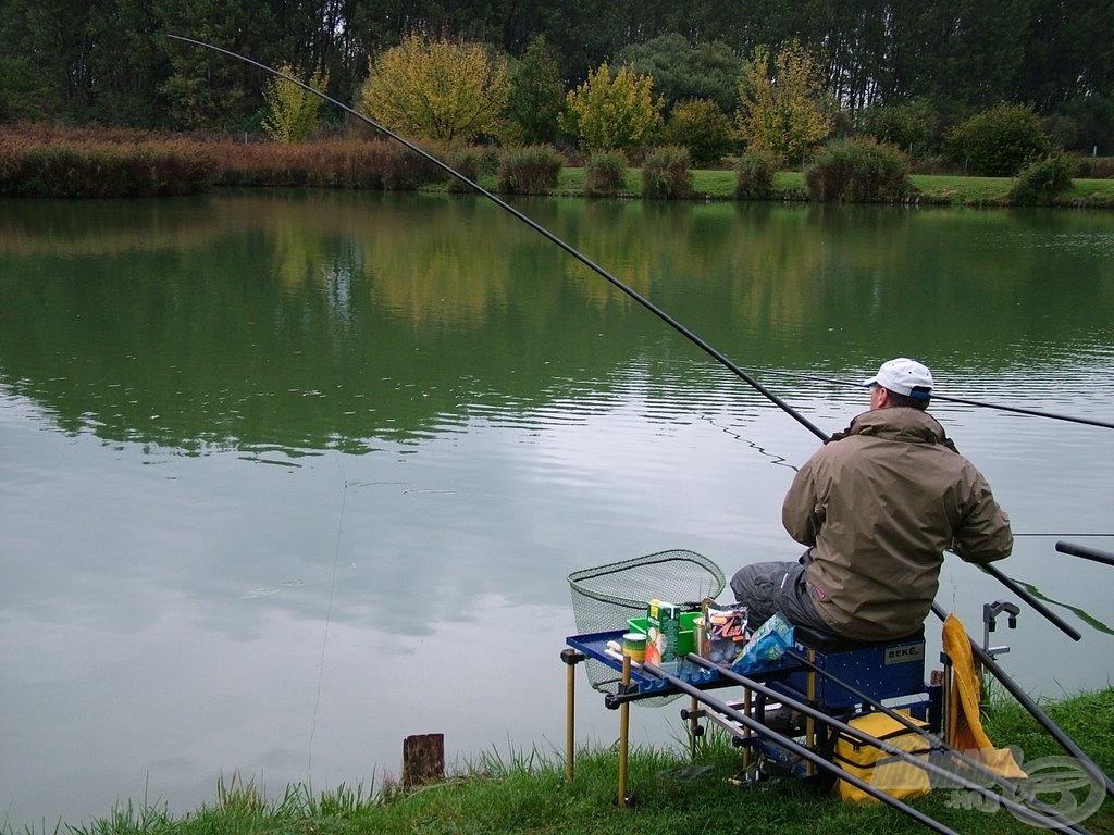 Minden egyes horgászattal közelebb kerülhetünk a megoldáshoz