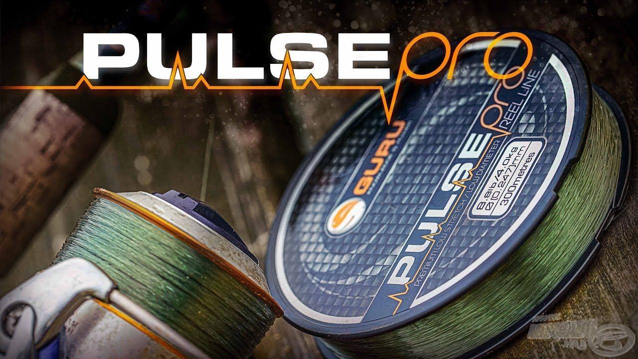 Pulse Pro monofil főzsinór