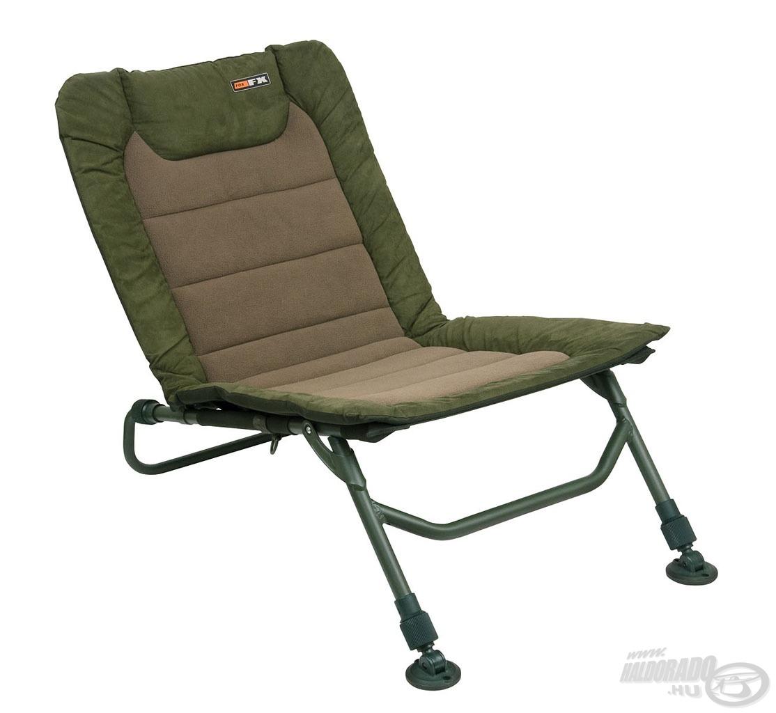Ez a fotel nem szokványos vázszerkezettel rendelkezik