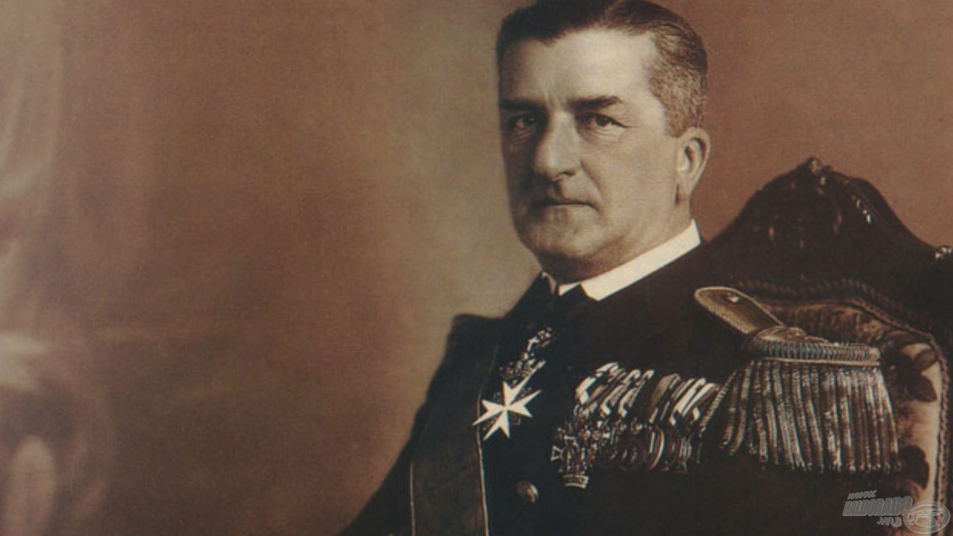 Horthy Miklós kormányzó (címer) 1926