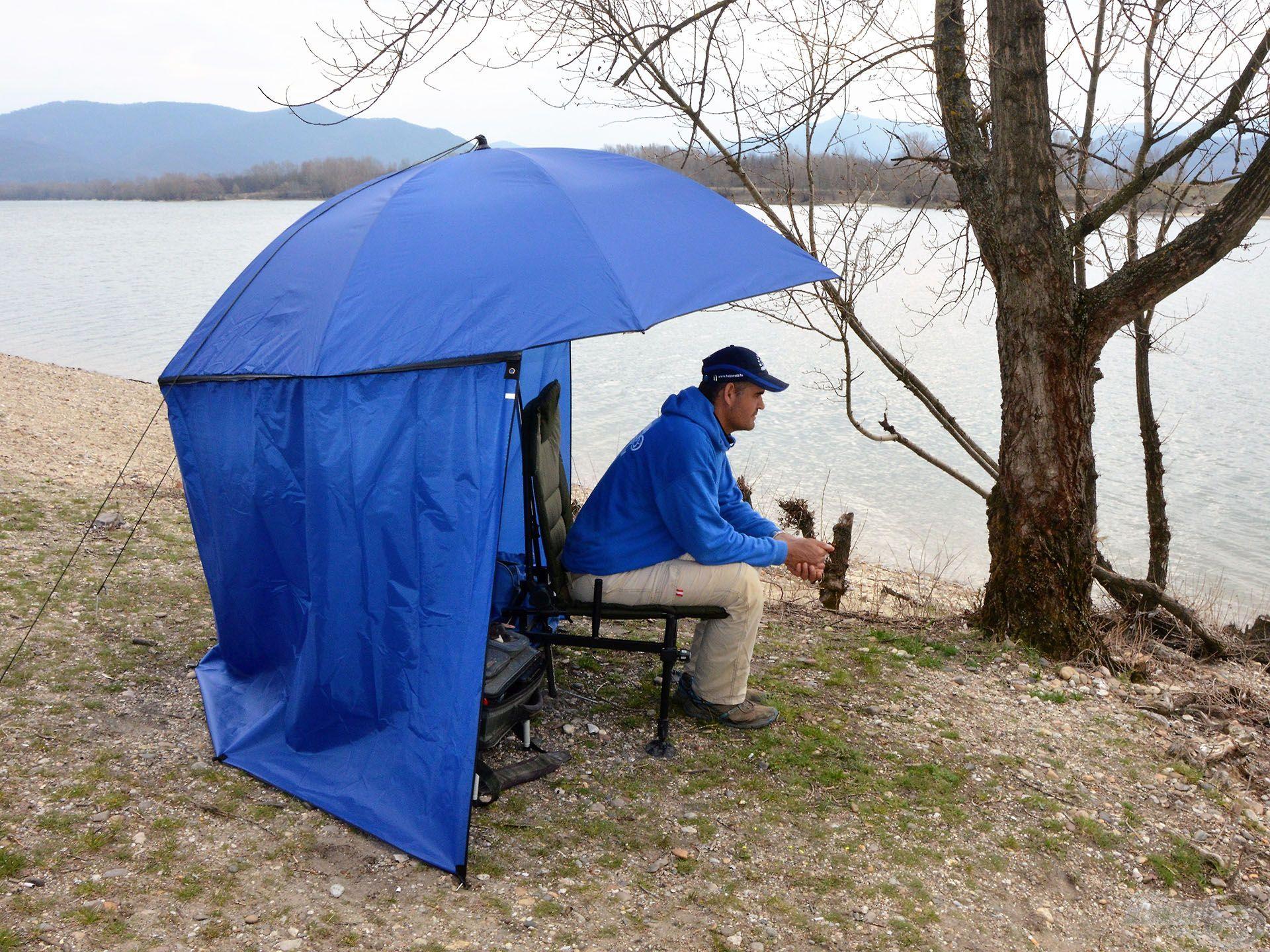 Minden horgászstílushoz lehet megfelelő ernyőt találni!