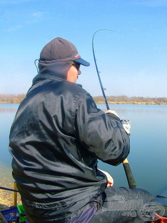 Oda próbáljunk horgászni, ahol a halak eleve előszeretettel tartózkodnak