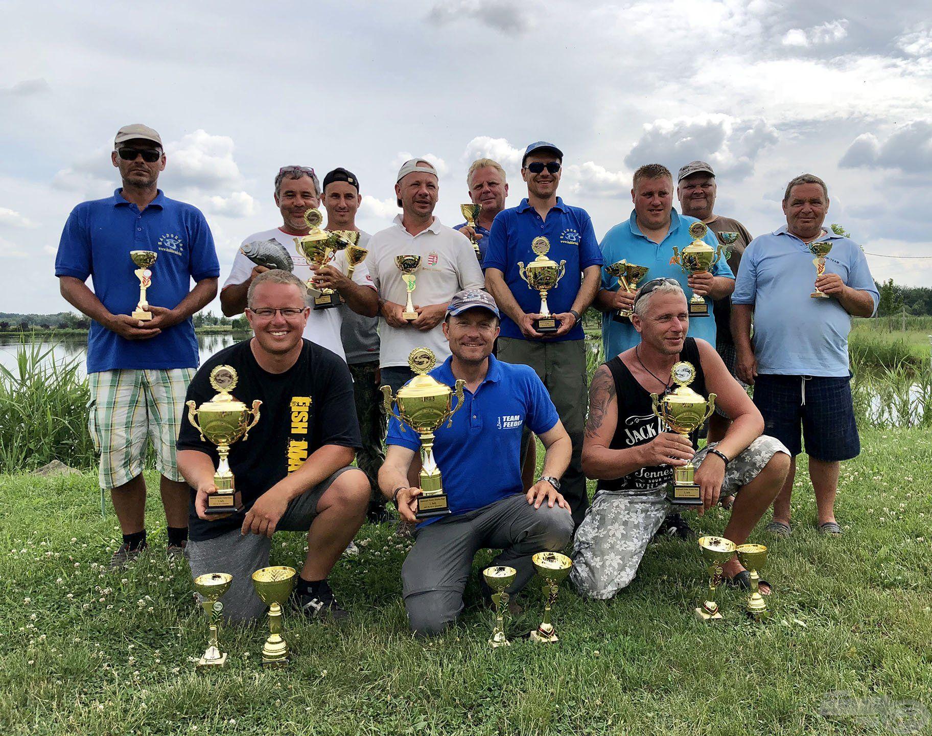 Haldorádó Feeder Triatlon Kupa 2018 beszámoló