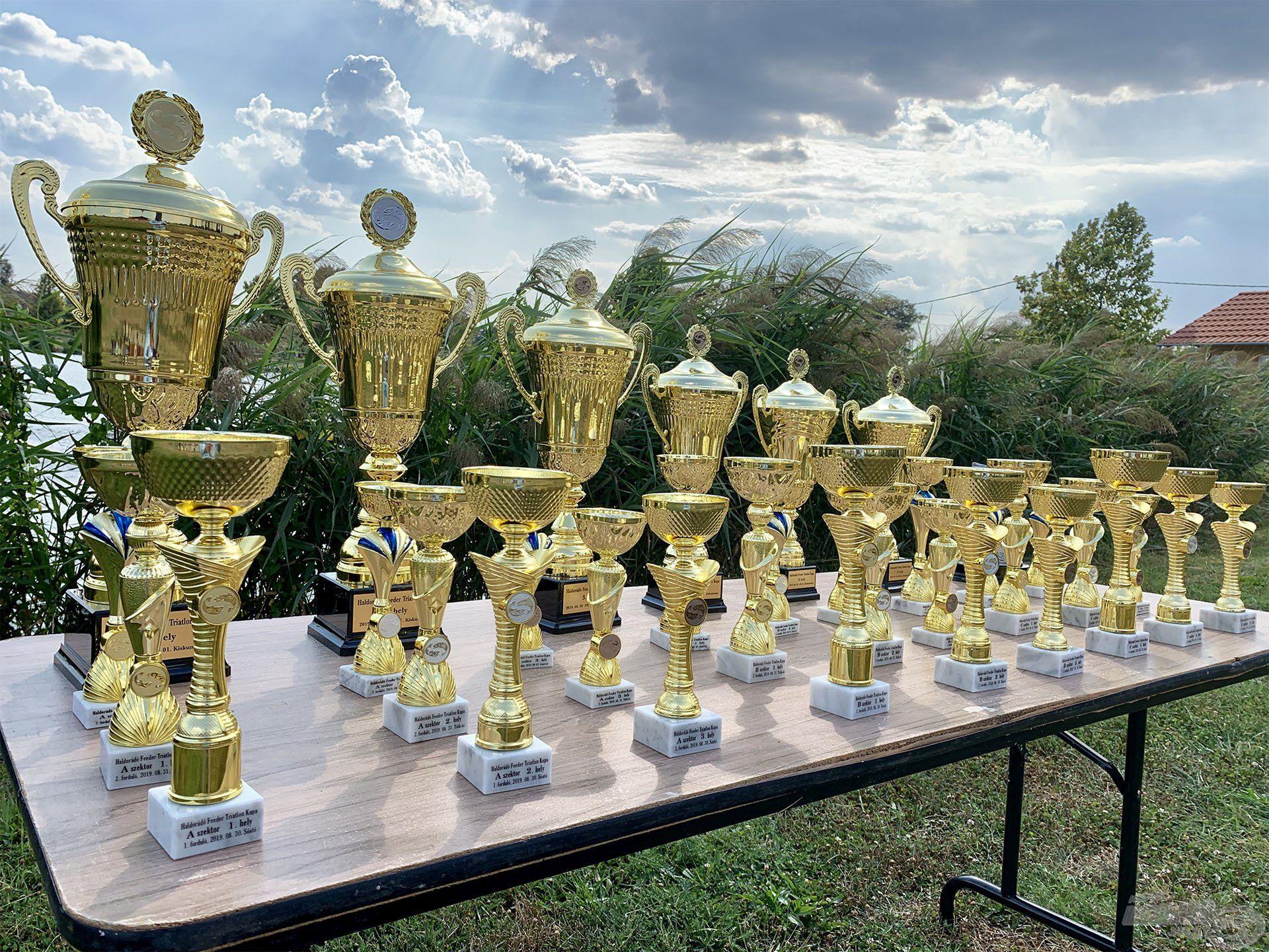 Haldorádó Feeder Triatlon Kupa 2019 versenybeszámoló