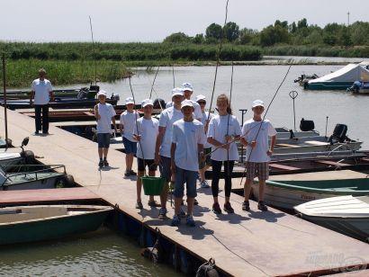 Haldorádó - Matula Gyerek Horgásztábor