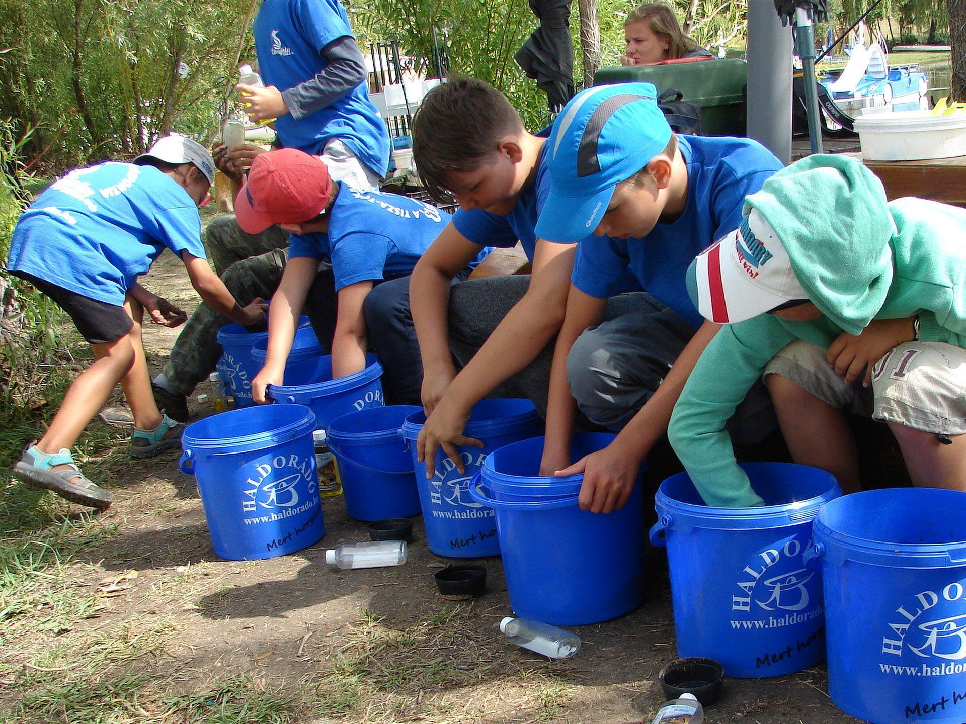 Haldorádó - Matula Horgásztábor 2017. Tisza-tó Sarud Élményfalu