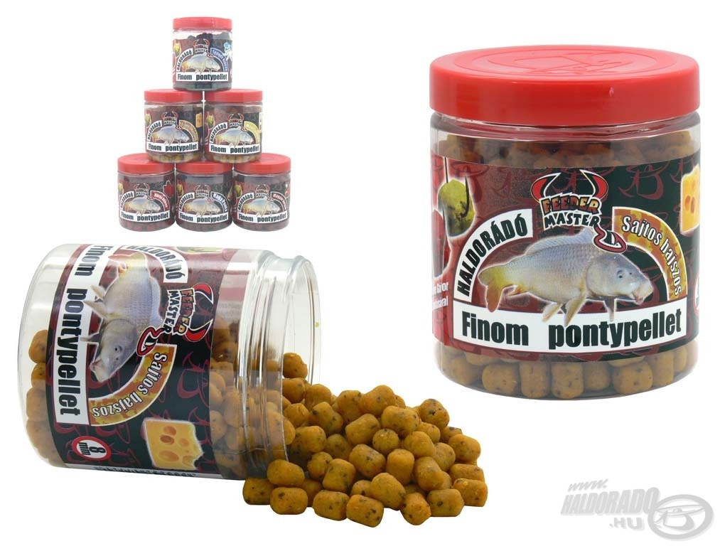 A Finom Pontypellet ettől az évtől még ütősebb aromákkal készül