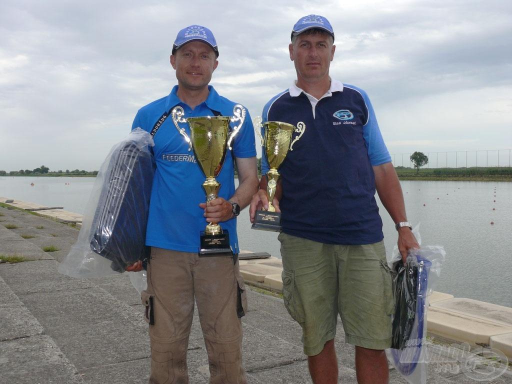 Az elmúlt évben Szegeden Sisa József csapattársammal sok versenyen volt szerencsénk éles körülmények között is tesztelni, és nem is eredménytelenül!