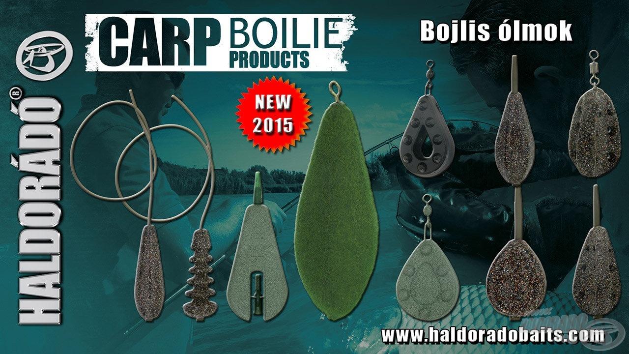 A Haldorádó bojlis ólmok népszerűsége sokrétű felhasználhatóságukban és kedvező árukban rejlik