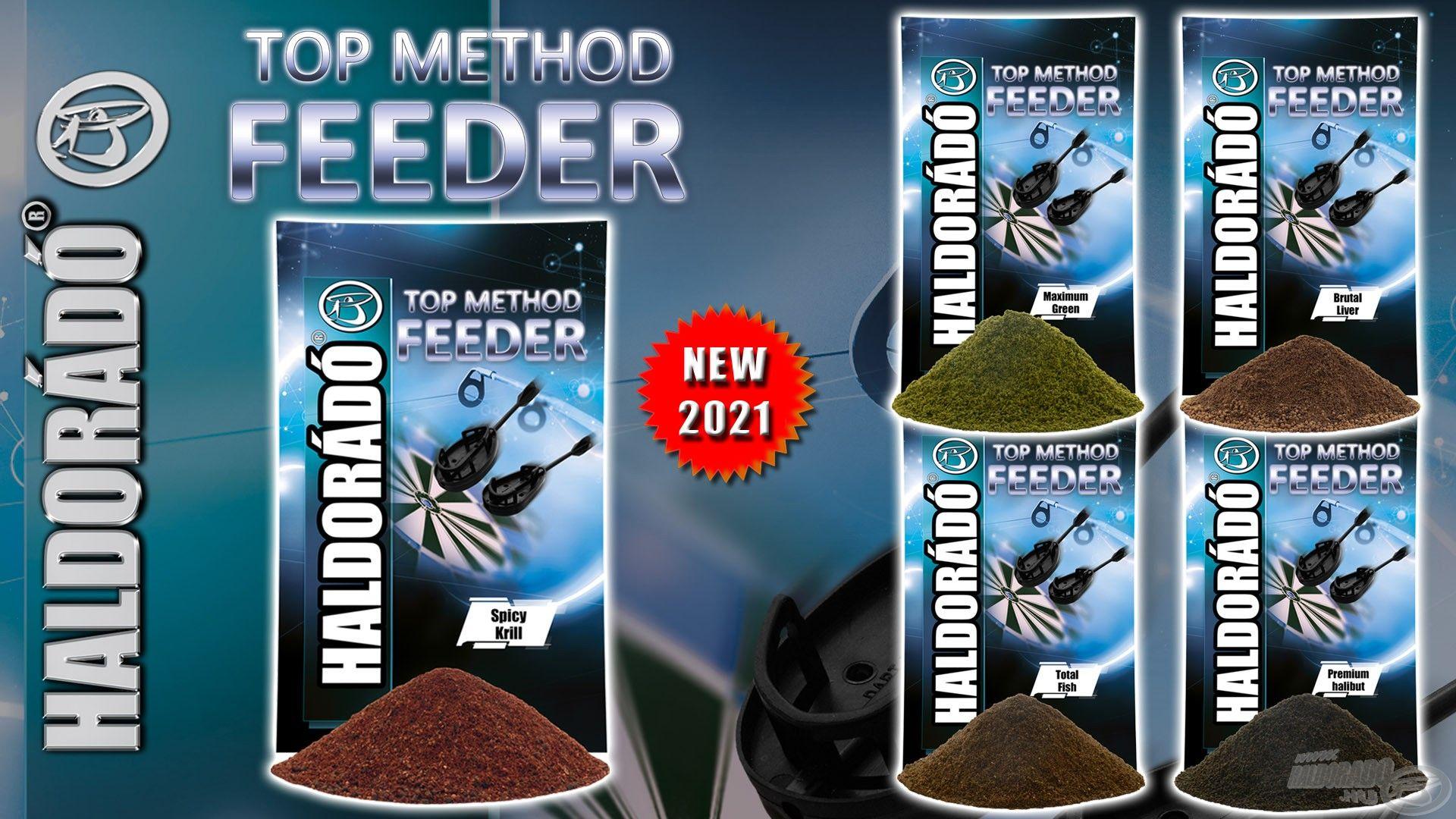 Újabb taggal bővült a Top Method Feeder család, bemutatjuk a Spicy Krill etetőanyagot!