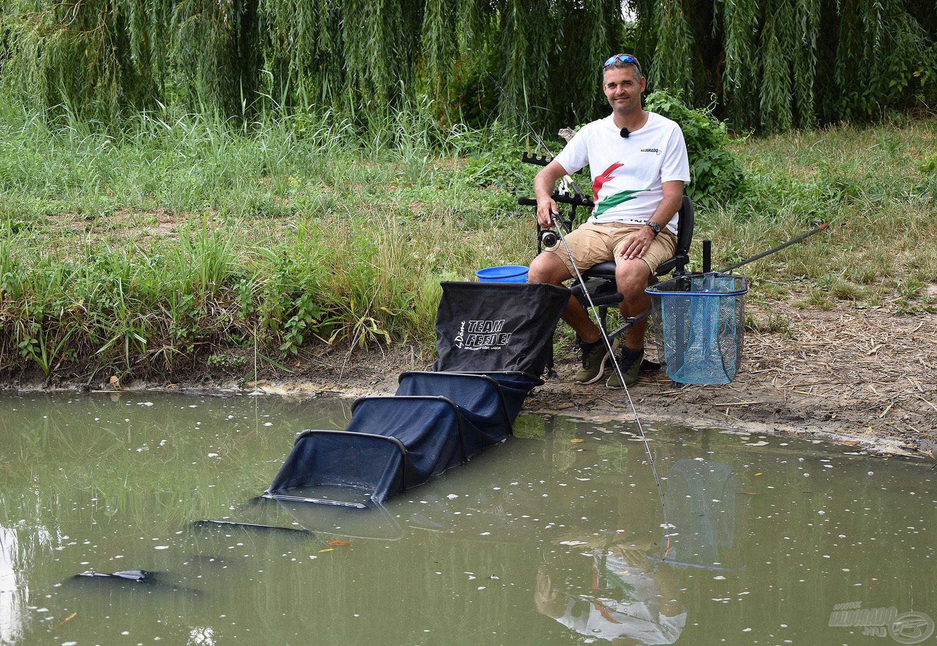 A Haldorádó kiegészítők kínálata nagyon széles, így mindenki személyre szabhatja a horgászállását