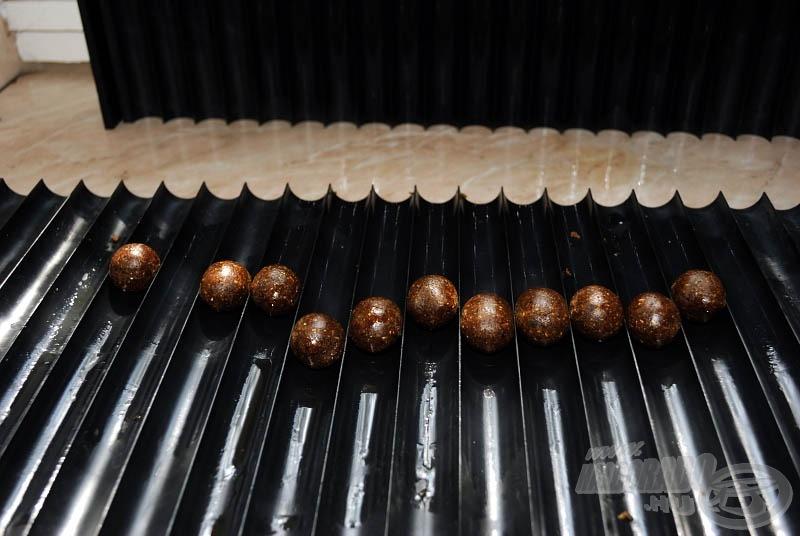 Halibut bojli készítése tojás nélkül