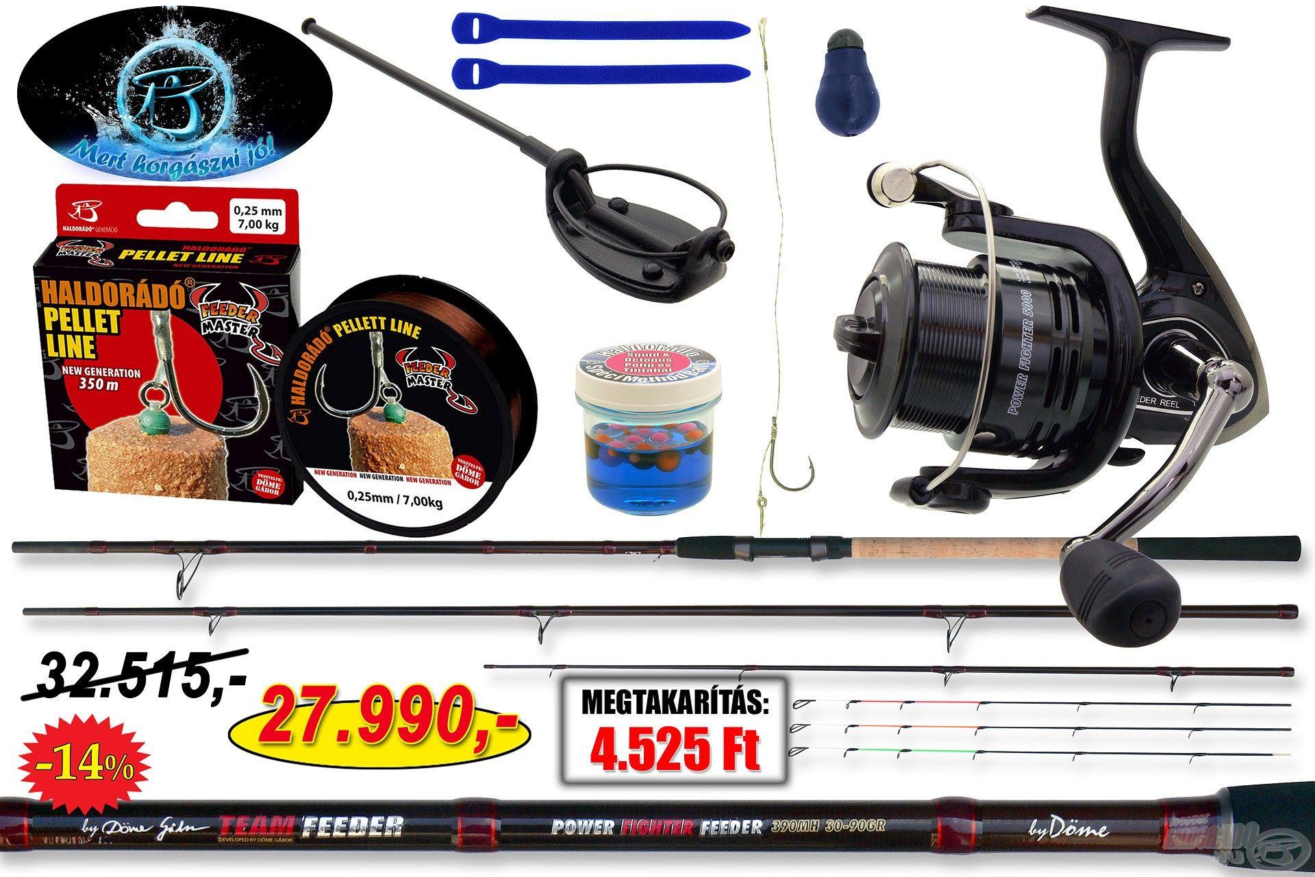 Method feeder horgászok számára tökéletes összeállítás