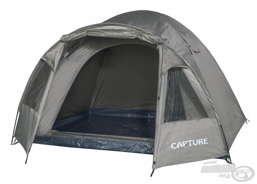 A Capture Blizzard sátor azok számára ideális választás, akik egy könnyen és gyorsan felállítható, kiváló minőségű sátrat szeretnének kelléktárukba