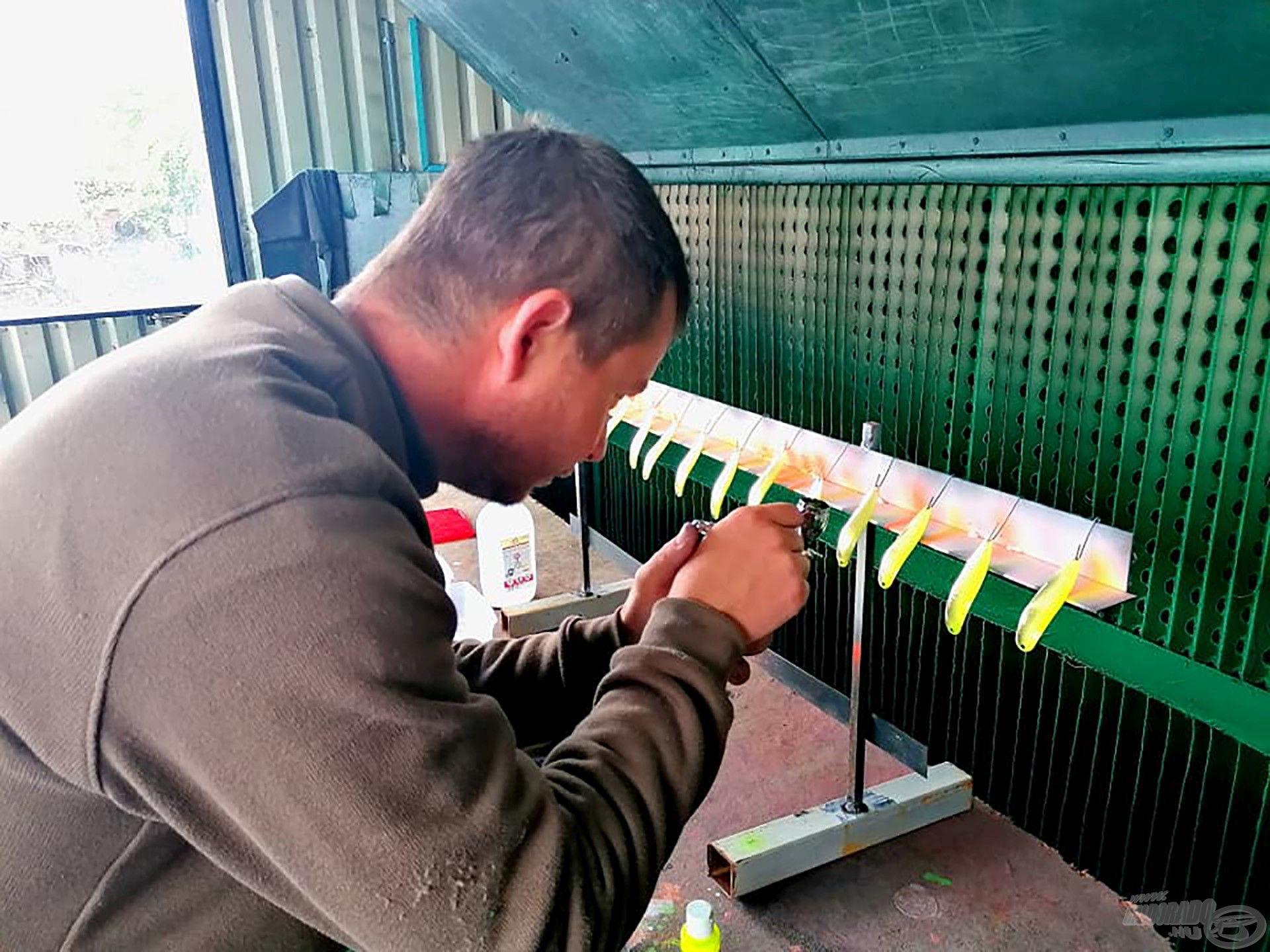 A HFL termékek fejlesztői új színkombinációkat alkottak, amik nemcsak a horgász szemének tetszetősek…