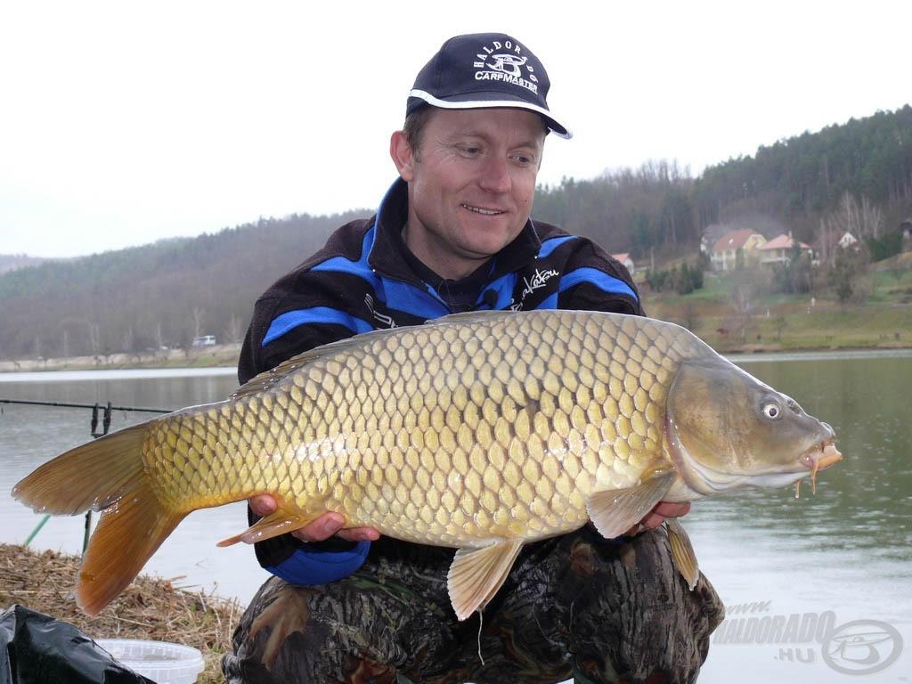 A horgásztúra legnagyobb hala