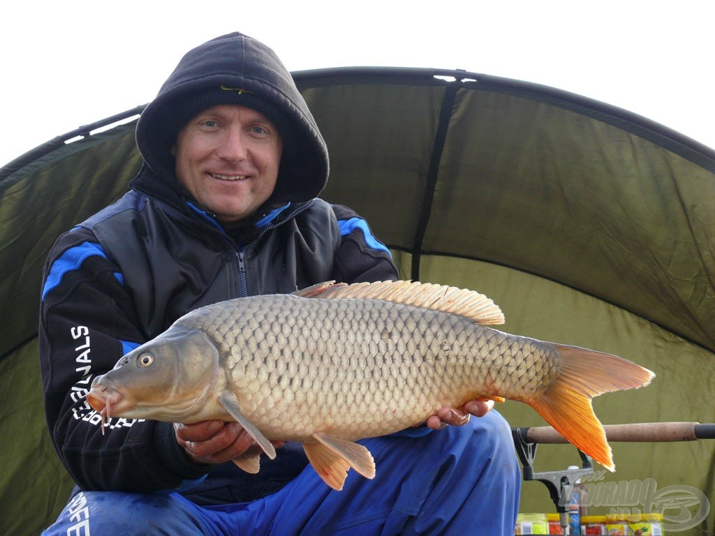Hideg vízi pontyhorgászat feederrel 12. rész - Fagyos tippek, tanácsok