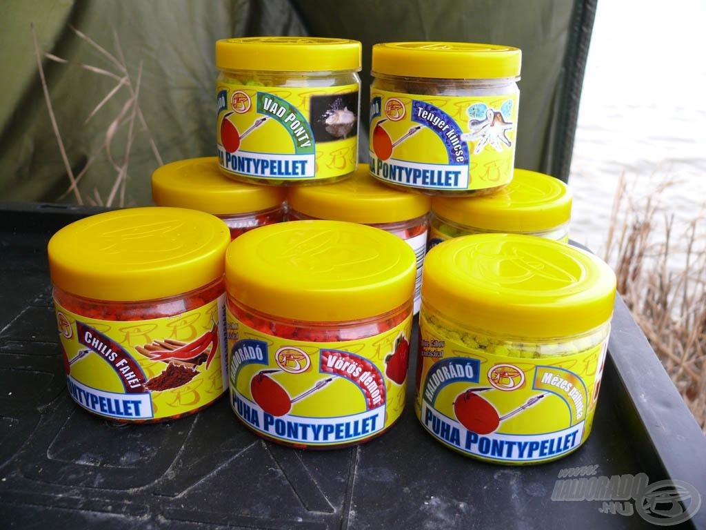 A Puha Pontypellet a 2012. évi újdonságok egyike