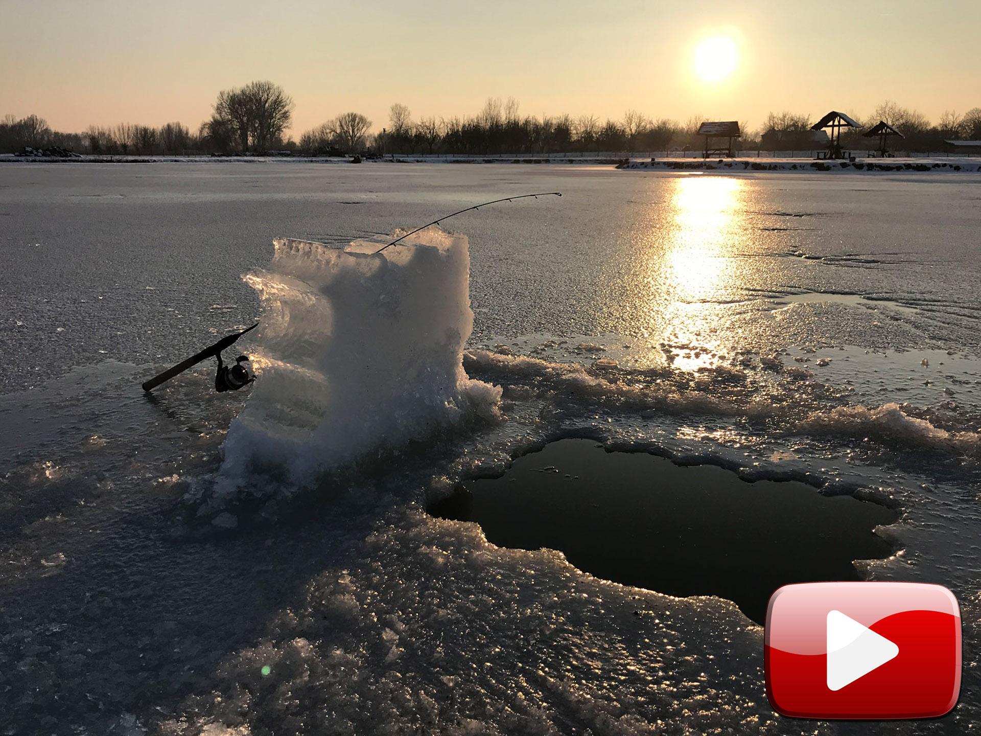 Hideg vízi pontyhorgászat feederrel 18. rész – Léki pontyhorgászat