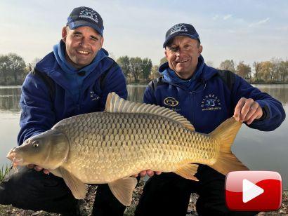 Hideg vízi pontyhorgászat feederrel 19. rész – Methodos finomságok
