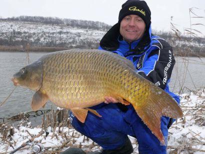 Hideg vízi pontyhorgászat feederrel 7. rész - Részeges pontyok Miszláról