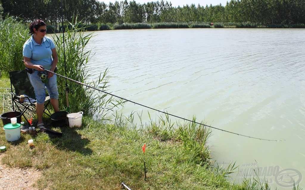 Várjuk a hölgyhorgászok beszámolóit Hogyan lettem horgász… címmel!