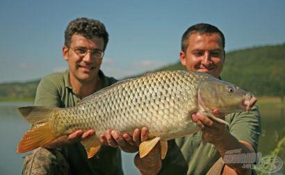 Horgászat a Kupagyőztes csapattal