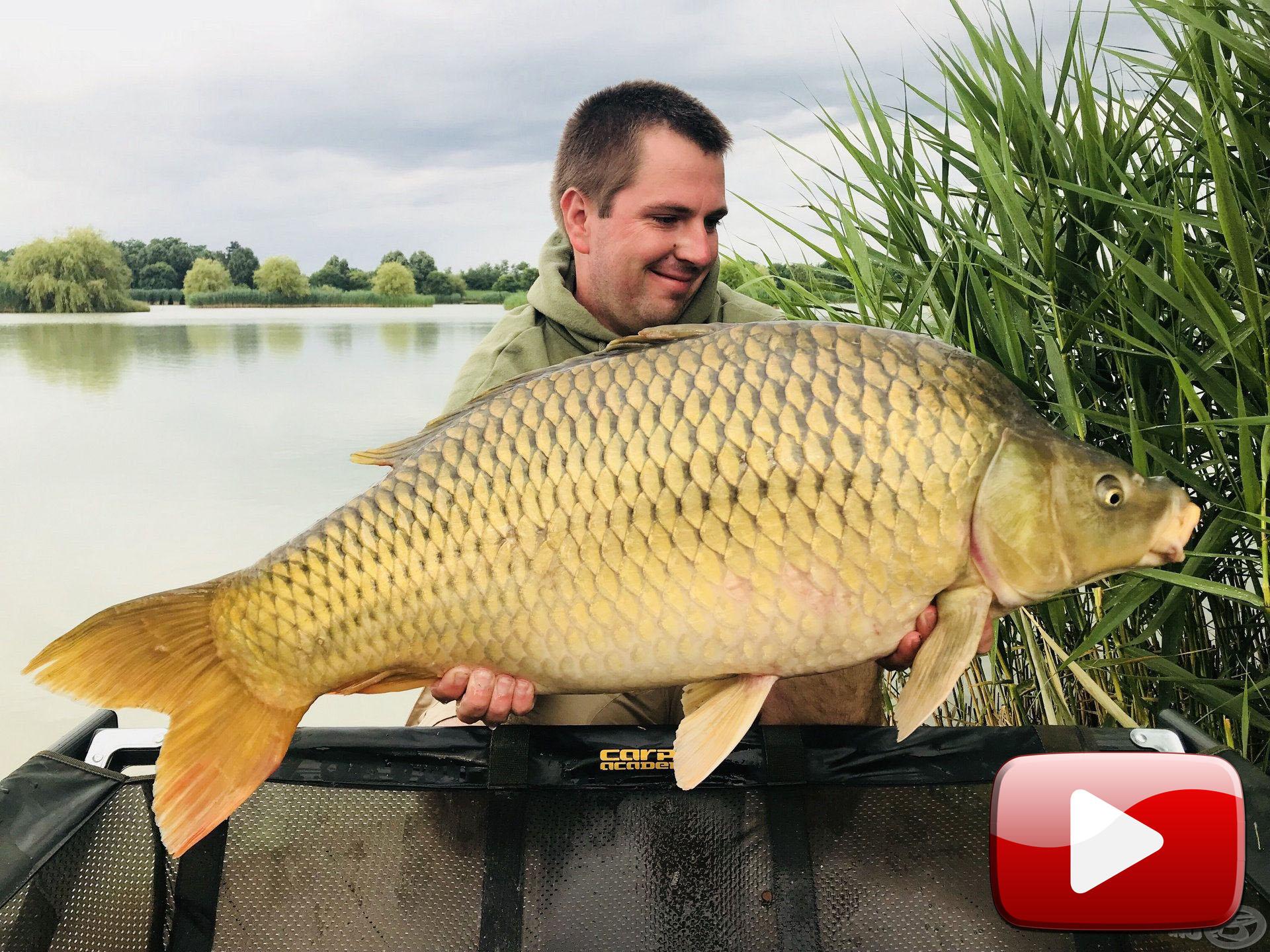 Horgászik a család 4. rész – A viharos Aréna