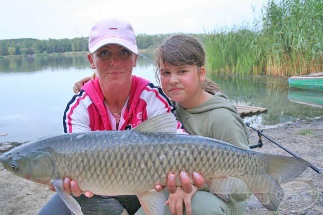 Horgászik a család - Együtt a vízparton 2.rész