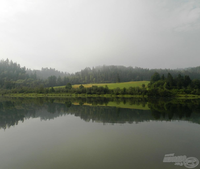 A Czorsztyń-tó