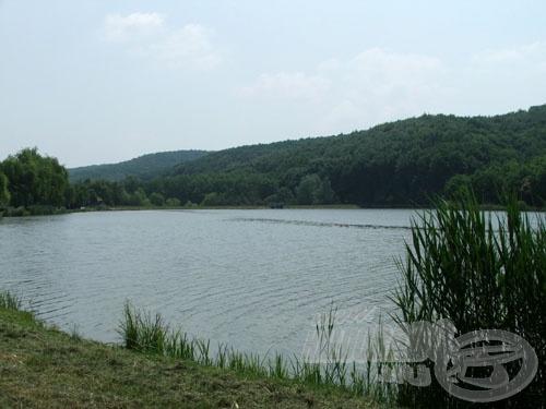 Horgásztó bemutató - a Kistolmácsi-tó