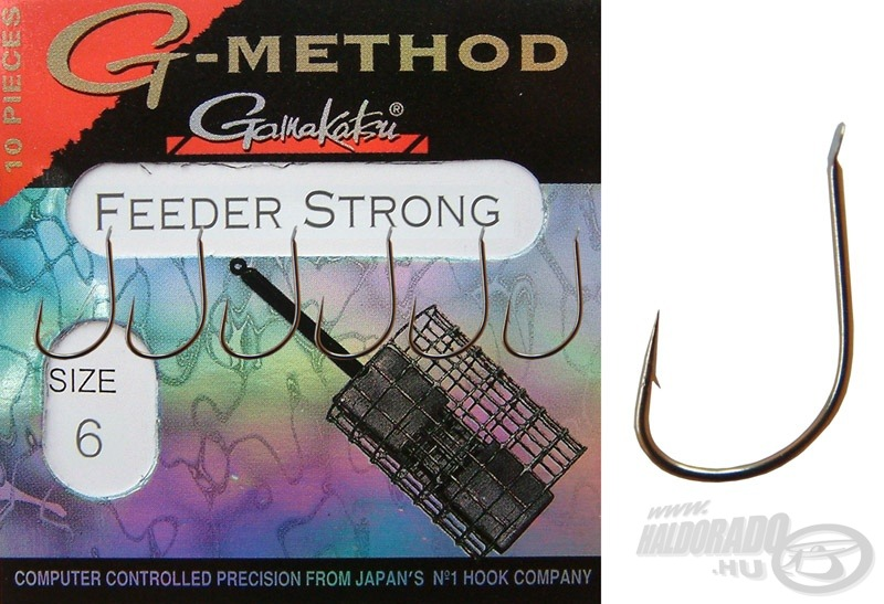 Feeder Strong - a legkeményebb terepeken való horgászatra tervezték