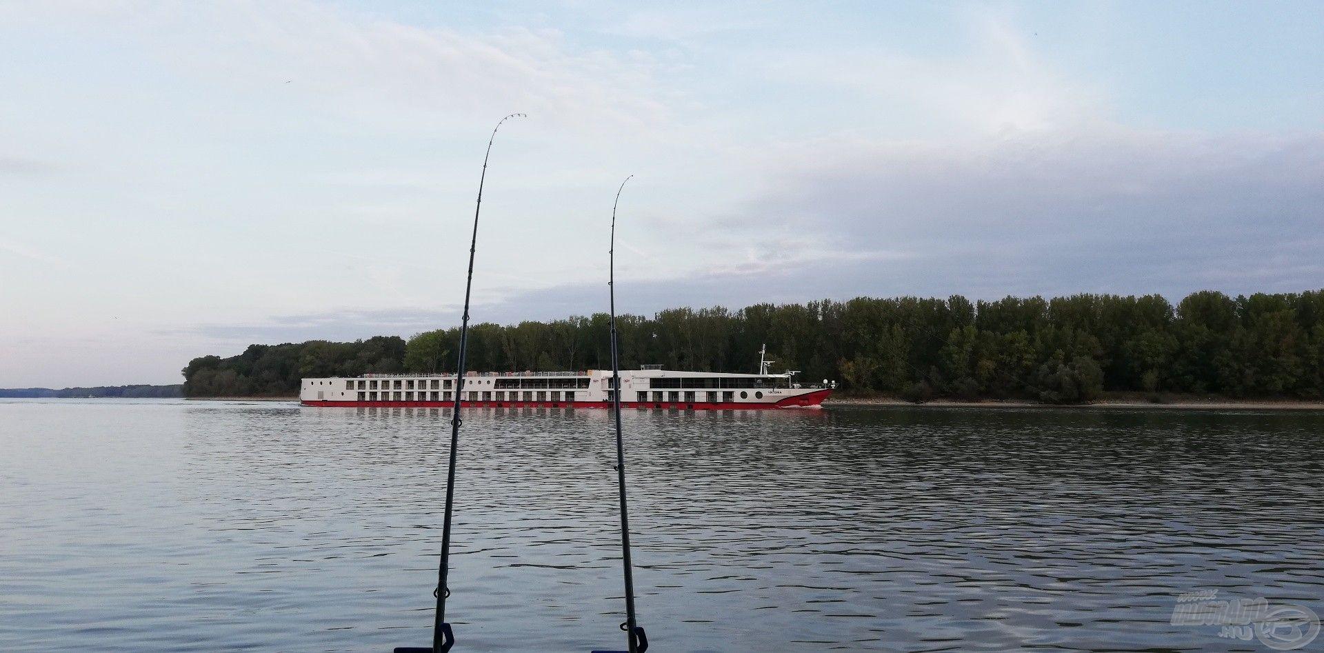Horgásztársam spiccei