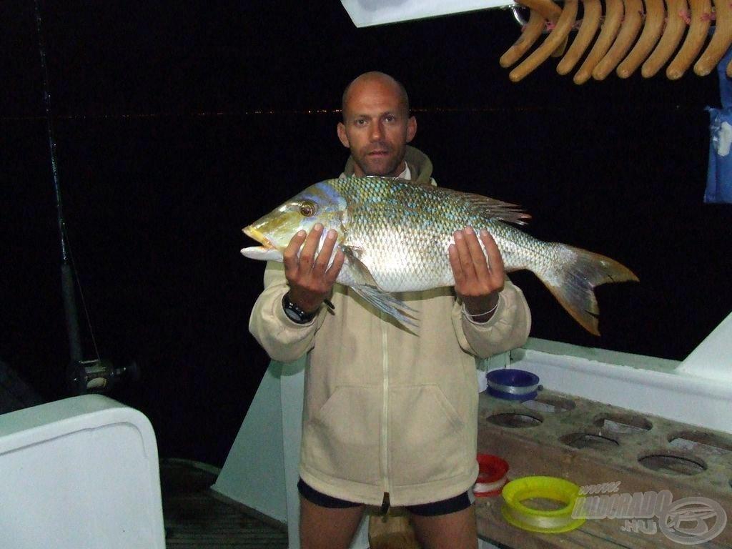 Hurghadai horgászélmény