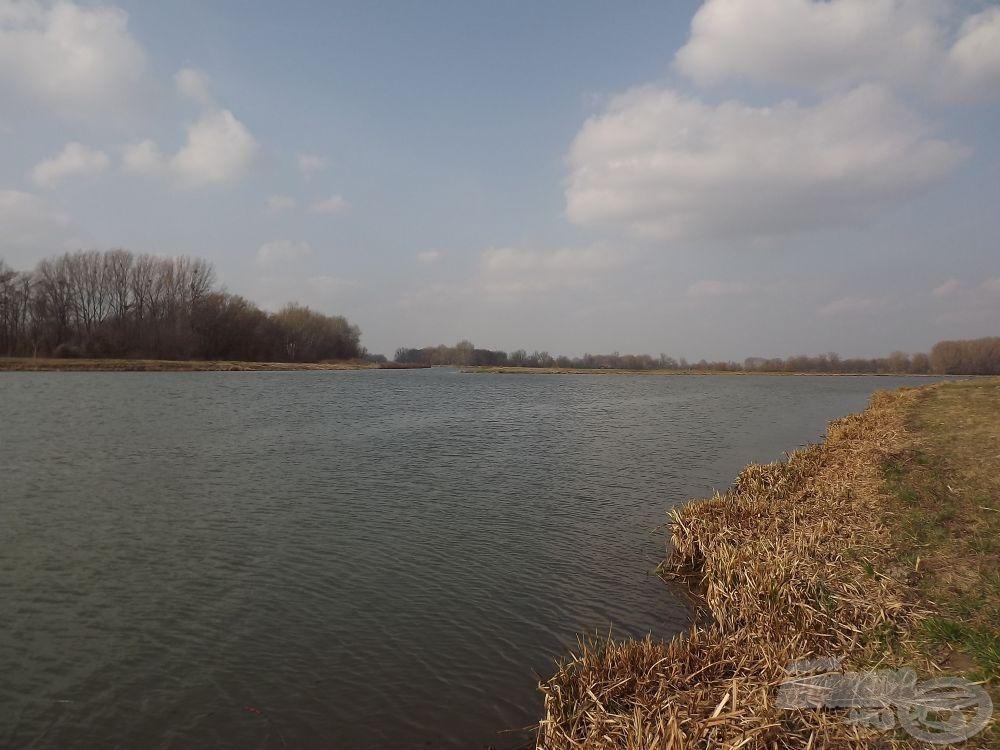 A Kis-Duna és a Fekete-víz torkolata
