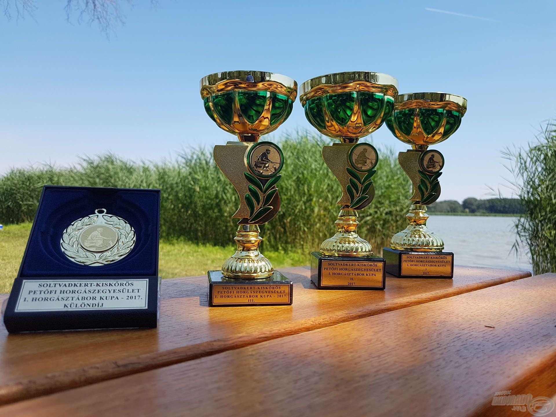 Rövidke versenyünk véget ért, rövidesen kiderül, kik kapják a díjakat…