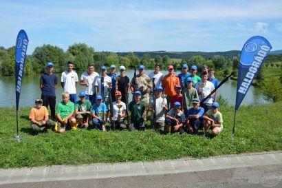 I. Haldorádó Junior Feeder Kupa versenybeszámoló