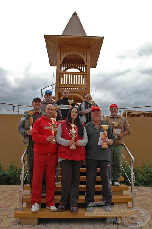 I. Izsáki Horgász- és Pihenőpark Páros Halfogó Kupa versenybeszámoló