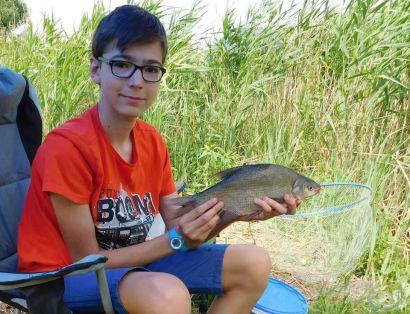 III. Nemzetközi Ifjúsági Horgásztalálkozó, Lengyelország